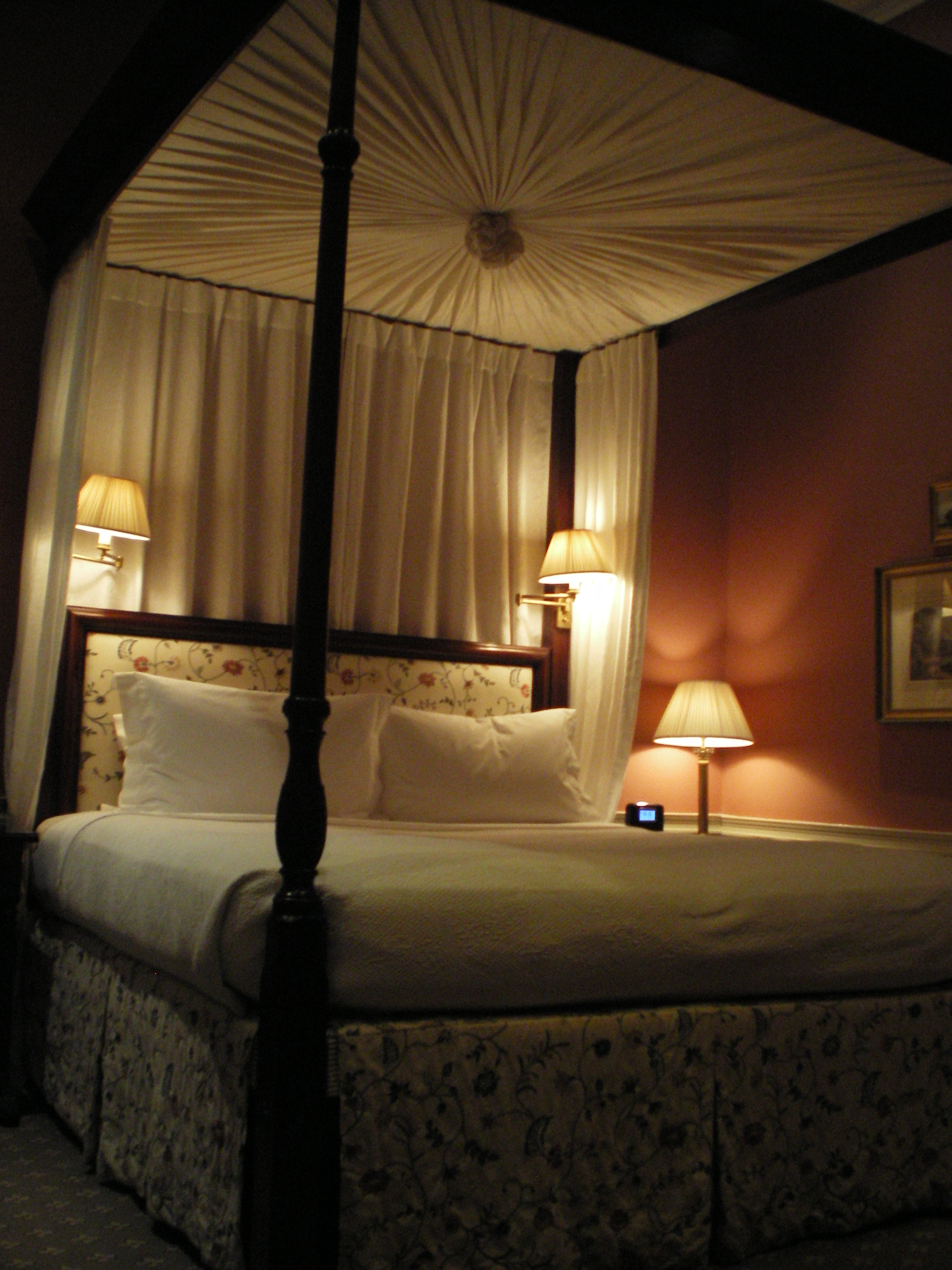 ... Bed With Curtains , Canopy Bed , Four Poster Bed With Canopy