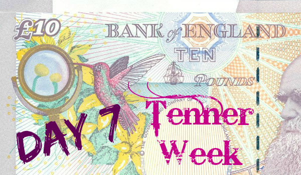 Tenner Week Penny Golightly Jan 2016 Day 7