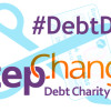 debtday StepChange debt charity awareness 18 January 2016