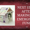 Next steps after creating an Emergency Fund Penny Golightly