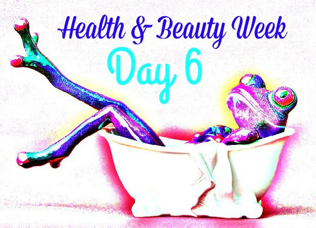 Jump Start May 2016 Health and Beauty Week Day 6