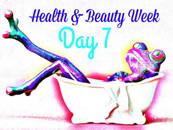 Jump Start May 2016 Health and Beauty Week Day 7
