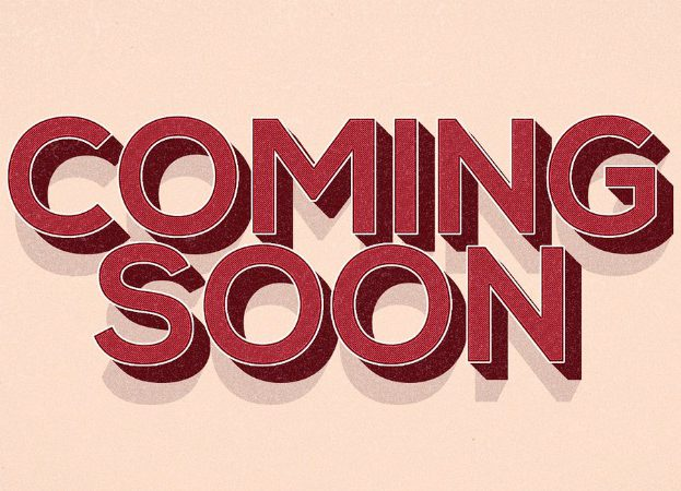 Coming soon September on this site news