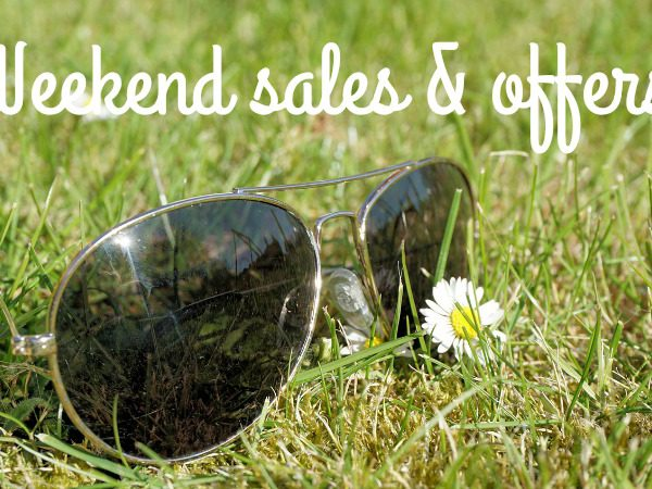 Friday five weekend sales and offers