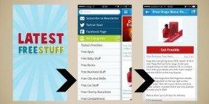 Latest Free Stuff app