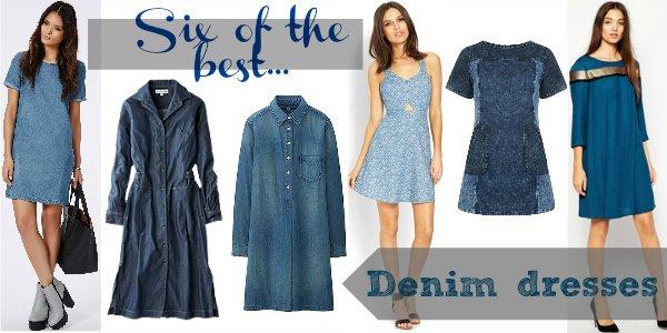 Best Denim Dress
