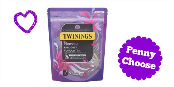 Twinings The Earl Pyramid Tea Bags
