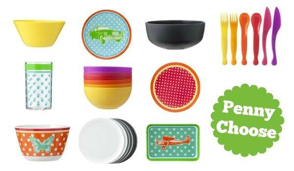 HEMA plastic tableware picnic items plates melamine review  sc 1 st  Penny Golightly & HEMA picnic collection \u0026 plastic tableware review | Penny Golightly