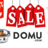 Domu Brands 50 percent off January sale