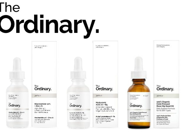 The Ordinary skincare review first impressions early preliminary results Deciem