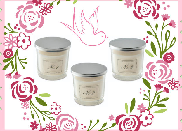 Aldi Mother's Day candles like Jo Malone