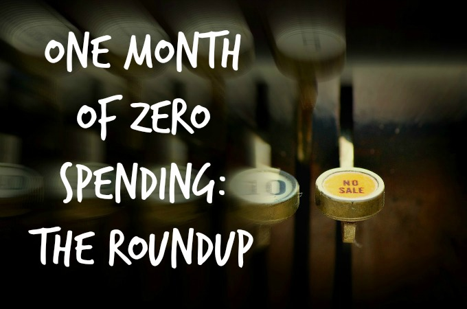 Penny Golightly no spend month zero spend 2017 final roundup summary