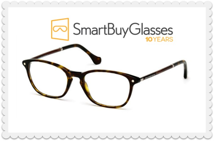 SmartBuyGlasses review UK delivery online shop glasses
