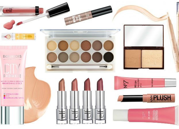 Spring Summer 2017 budget makeup designer dupes the natural look glowing healthy
