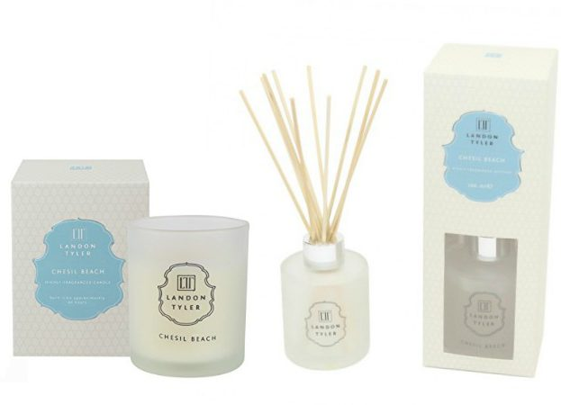 Landon Tyler candle diffuser review Chesil Beach