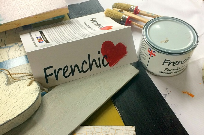 An afternoon with Frenchic furniture paint