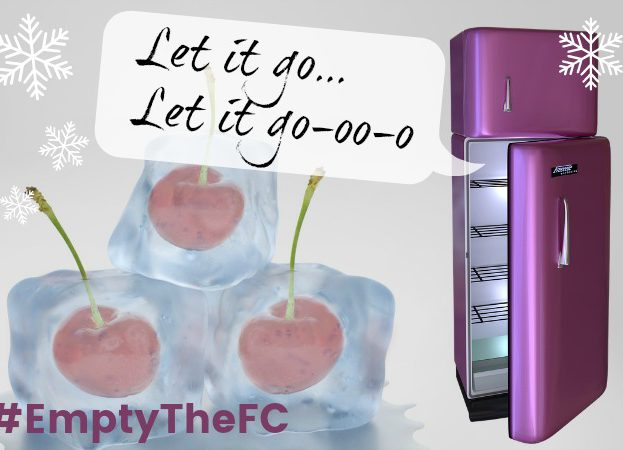 Empty the Freezer Challenge July 2017 EmptyTheFC Penny Golightly