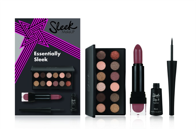 Sleek makeup free gift with purchase, worth £15 | Penny Golightly