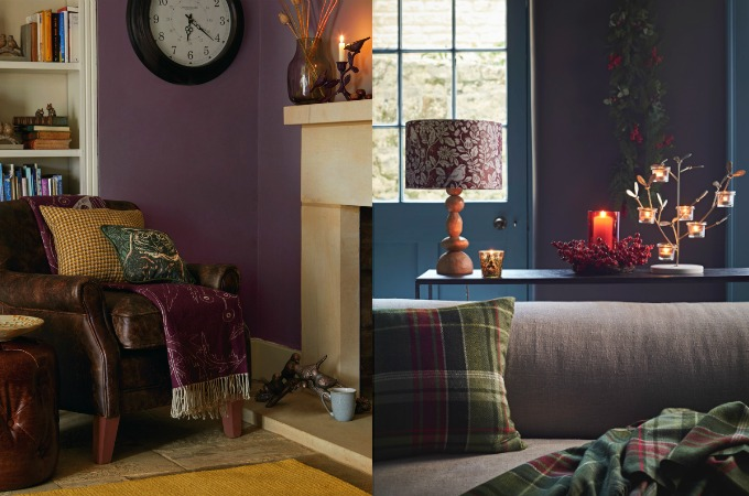 AW17 home trends on a budget Manor and Lodge looks by Dunelm and Sainsburys