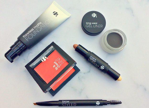 Superdrug B. makeup cosmetics review