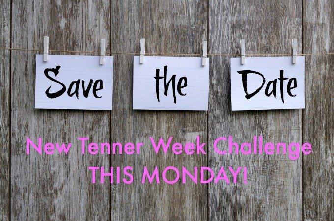 Tenner Week Challenge £10 budget week September 2017