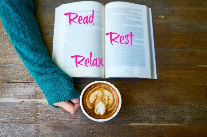 Tenner Week September 2017 Day 3 Read rest relax tennerweek budget