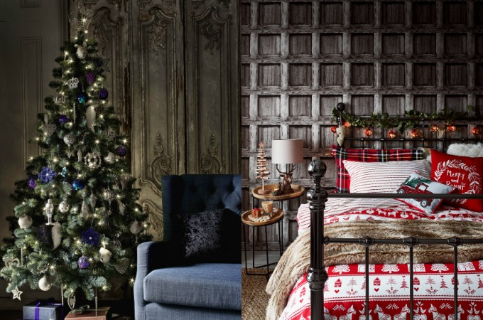 asda george home christmas 2017 penny golightly. Black Bedroom Furniture Sets. Home Design Ideas