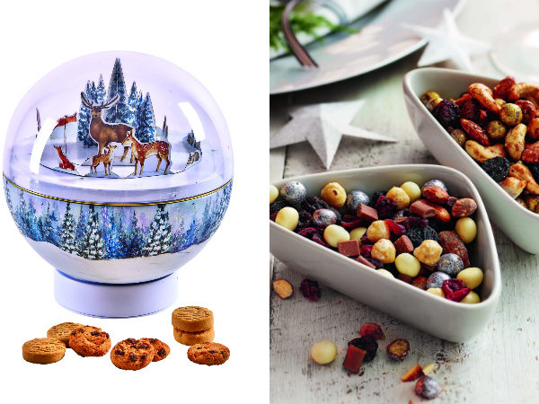 Christmas 2017 supermarket food and drink trends festive treats
