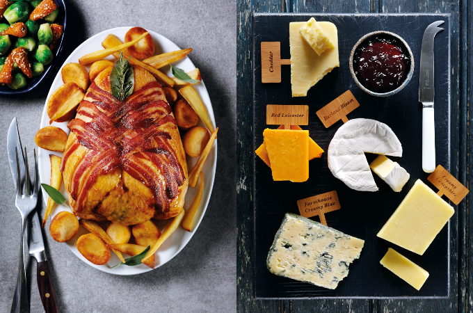Christmas food and drink trends 2017 supermarkets