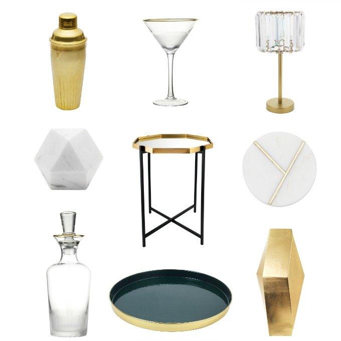 Product range Sainsburys Home Renaissance Boutique collection