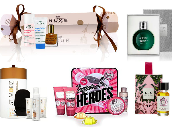 Christmas 2017 gift guide beauty bath body under 10 pounds