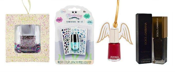 Christmas 2017 gift guide beauty under 10 nails nail polish
