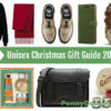 Unisex Christmas gift guide Christmas 2017 ungendered nongendered nonbinary