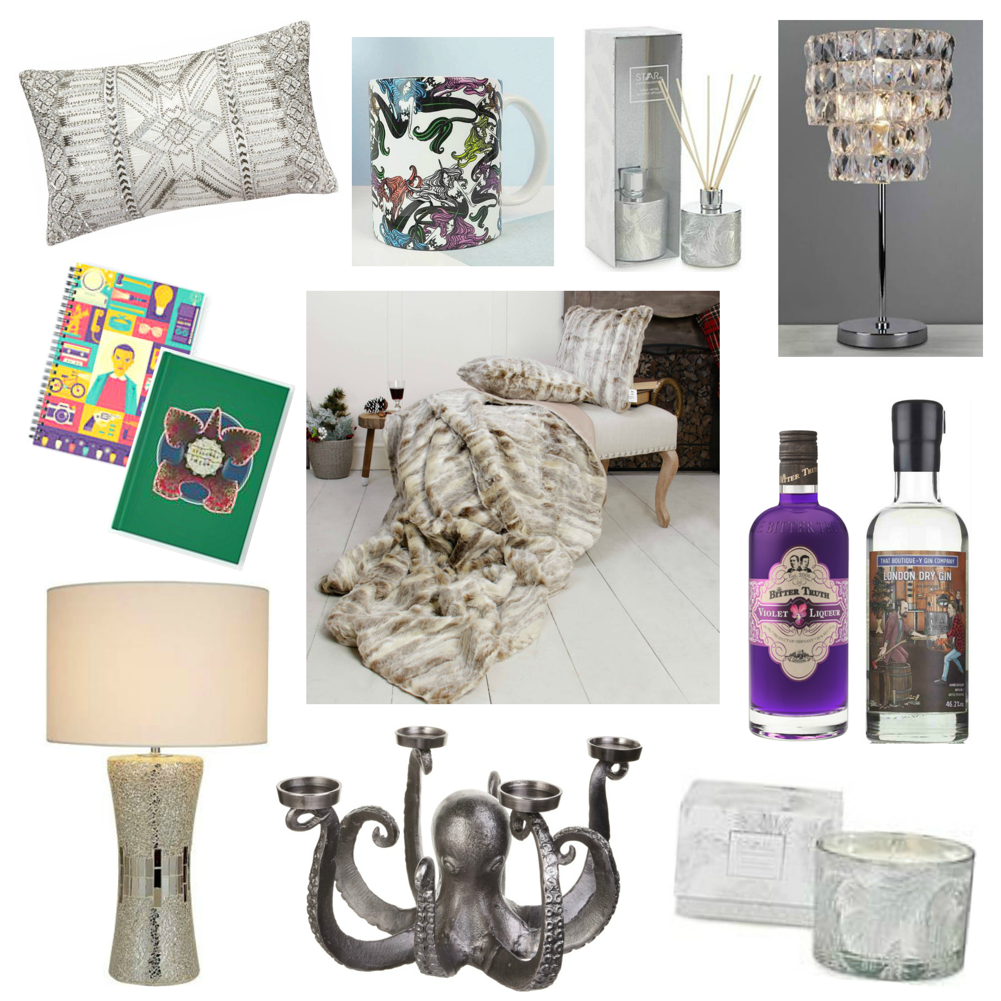 Decadent home Christmas wish list 2017