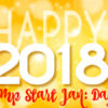 Jump Start January 2018 JSJan Day 1