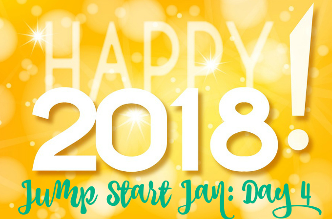 Jump Start January 2018 JSJan Day 4
