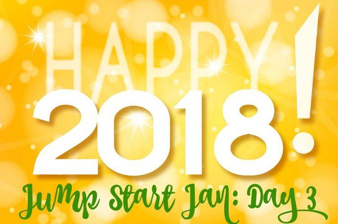 Jump Start January Day 3