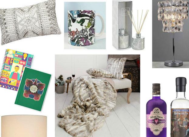 My decadent home Christmas wish list
