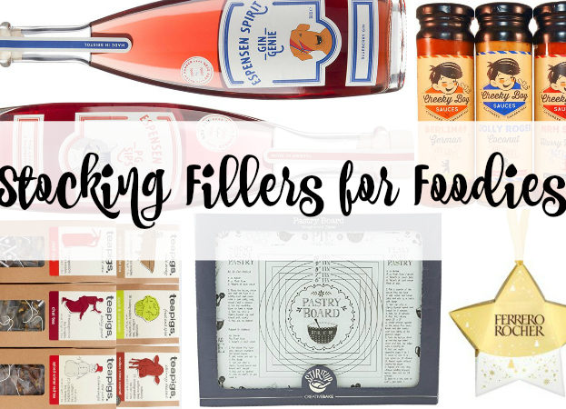 Stocking filler ideas for foodies food gift guide