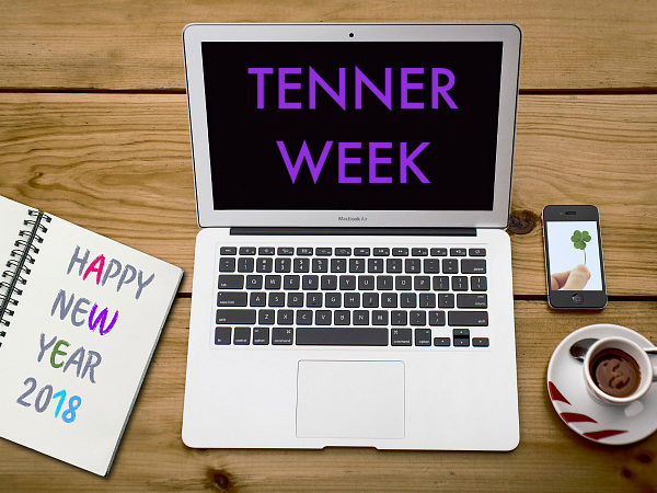 January Resolutions and Tenner Week Save the Date