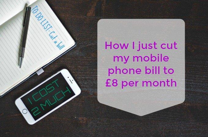 January money saving cut a bill