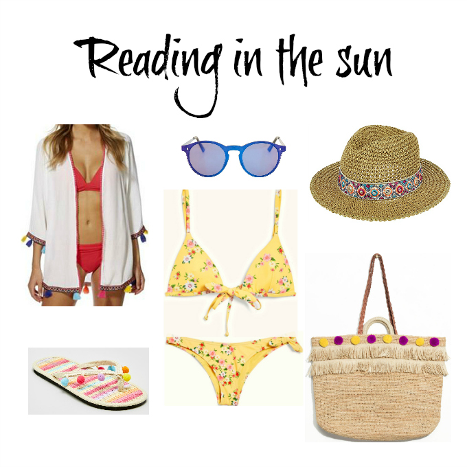 b8b0052f95 Summer holiday capsule wardrobe outfit ideas   Penny Golightly