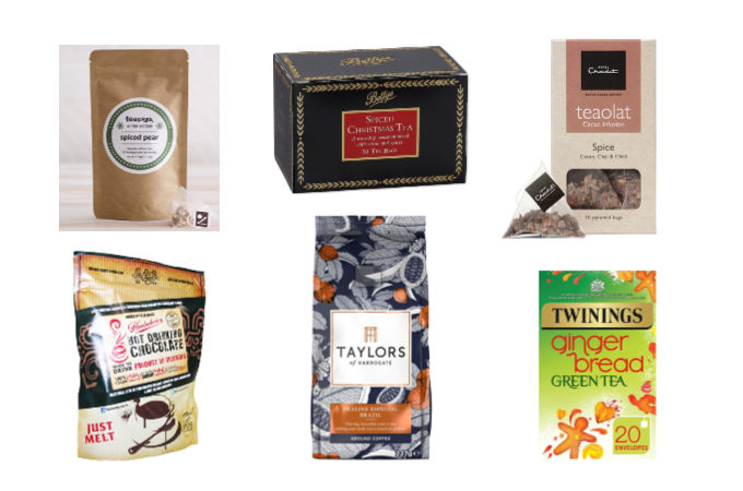 Gift Guide Chocolate Snacks Drinks Under 5 Penny