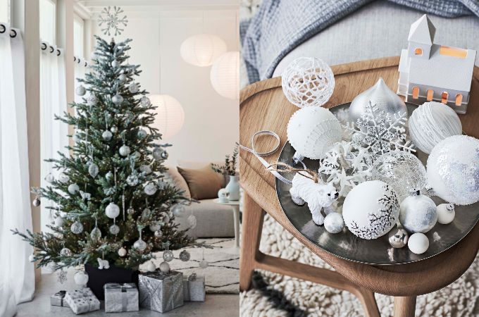 John Lewis Christmas Tree Themes.Christmas 2018 Decorating Trends How To Get The Look On A
