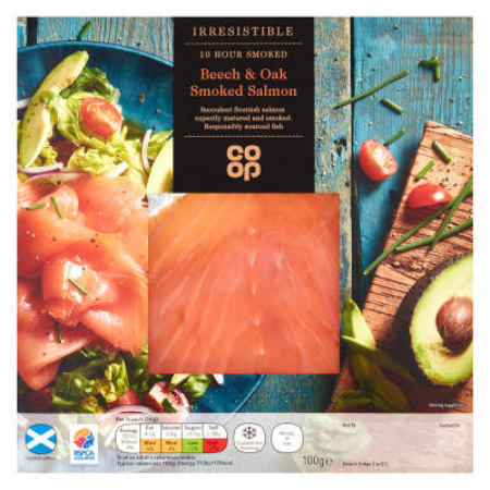 Big List Of Best Value Christmas Food Smoked Salmon Party